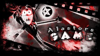 Wanna Make A Deal?😈📜 Alastors Game - (Living Tombstone) [Hazbin Hotel-Song] Animated By MrMautz