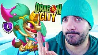 EL DRAGÓN ACUARELA (Legendario) ⭐️ Dragon City | iTownGamePlay