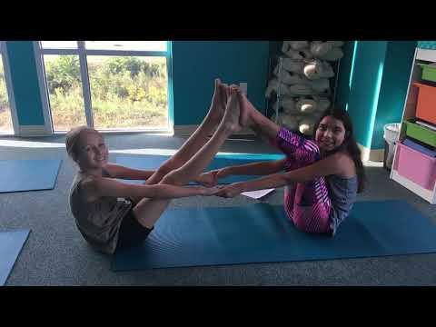 Yoga Girls Club/ Tween Yoga