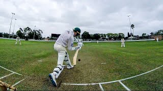 GoPro Wicket-Keeping Up to the Stumps & Mic'd Up ||P'sCTV19||