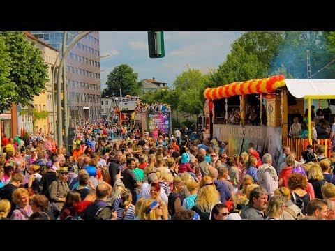 Discomove 2017: Parade am Harburger Hafen | Wohin in Hamburg?