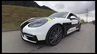 Porsche Panamera Hybrid in neuem Kleid