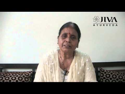 Mrs. Indra Rammna's Story of Healing-Ayurvedic Treatment of Obesity  , Back Pain & Veins