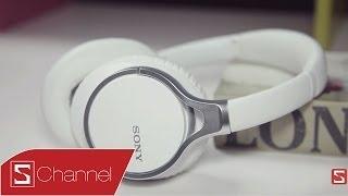 Schannel - Đánh giá âm thanh tai nghe Sony MDR-10R - CellphoneS