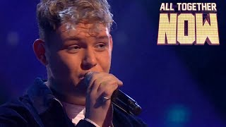 Michael Rice wins All Together Now with Hallelujah performance | All Together Now