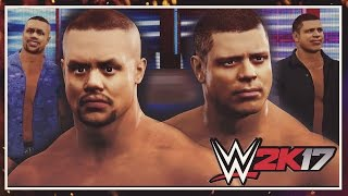 WWE 2K17 Creations: Primo and Epico (Xbox One)