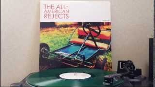 The All American Rejects - Don't Leave Me (LP)