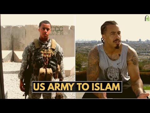 New Muslim Convert Story.  Why this American Military Veteran Accepted Islam