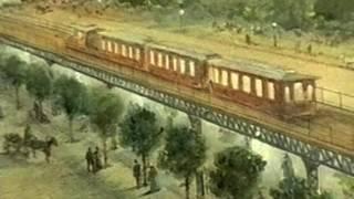 Третий проект московского метро Балинского и Кнорре, Линия Тверская застава-Заммоскворечье, 1902