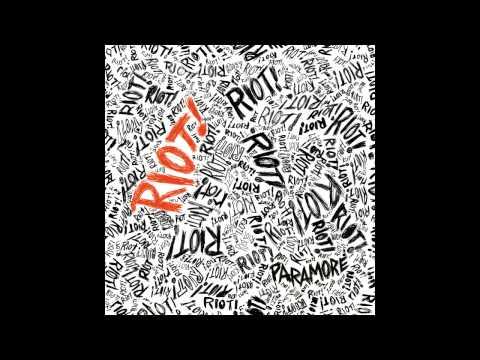 Crushcrushcrush (Instrumental) - Paramore