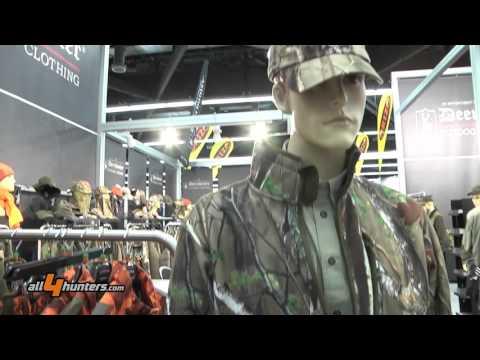 Deerhunter abbigliamento tecnico da caccia a IWA 2016