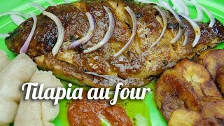 Recette De Tilapia Au Four