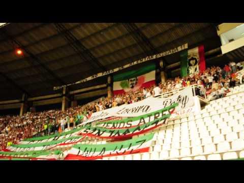 """""""Brigada 11 Una sola familia"""" Barra: Brigada 11 • Club: Once Caldas"""