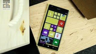 Nokia Lumia 1520 - обзор смартфона от Keddr.com