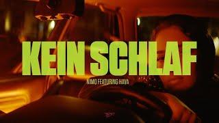 Nimo   KEIN SCHLAF Feat. Hava (prod. Von Pzy) LYRICS