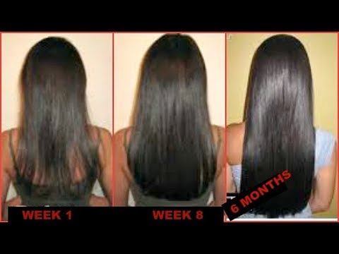 Grow Long Thick Hair Regrow Your Edges Bald Spots And