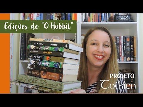 Nossas edições de O Hobbit | Portão Literário