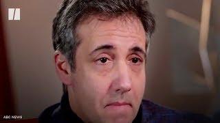 Michael Cohen Speaks Out Against Trump In ABC Interview