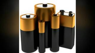 Battery - Dry Cell