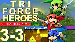 Soluce Tri Force Heroes : Niveau 3-3