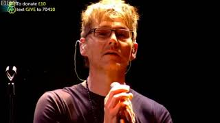 """[A-ha FR] Take On Me (acoustique), à Wembley pour """"Children in Need"""" - BBC One"""