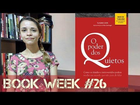 BOOK WEEK #26: O poder dos quietos - Susan Cain