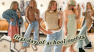 my outfits of the week! (what I wear to school)