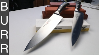 Cheaper Knife is Better? - $20 Kuma vs $160 Wusthof