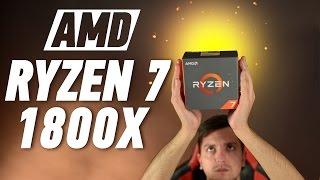 AMD RYZEN 7 1800X: ДОГНАТЬ И ПЕРЕГНАТЬ INTEL