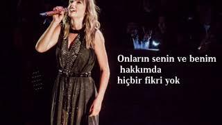 Taylor Swift- Dress (Türkçe Çeviri)