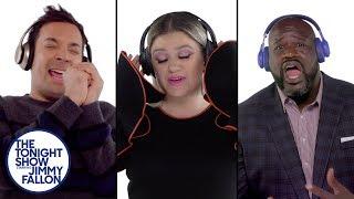 "Turn It Up: Kelly Clarkson, Meghan Trainor, John Oliver & More Sing ""Since U Been Gone"""