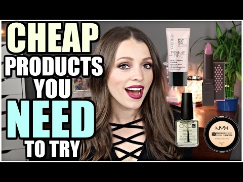 Best Cheap Makeup Products  | Most Under $10