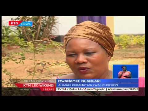 Mwanamke Ngangari: Florence Mutua ni mwakilishi wa kike wa Busia