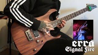 Erra   Signal Fire (Guitar Solo Cover)