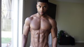 HOW I EAT & WORKOUT TO GET SHREDDED
