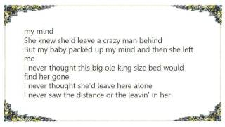 Dallas Frazier - My Baby Packed Up My Mind and Left Me Lyrics