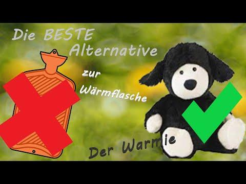 Die Alternative zur Wärmflasche und Kirschkernkissen--Der Warmie-- für Kinder und Erwachsene