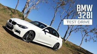 BMW 328i - Test Drive