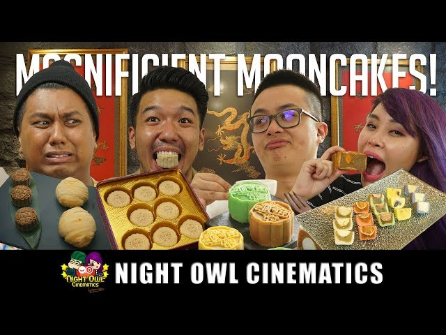 FOOD KING: MAGNIFICENT MOONCAKES!