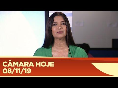 Câmara Hoje - Reforma da Previdência será promulgada na próxima semana - 08/11/19