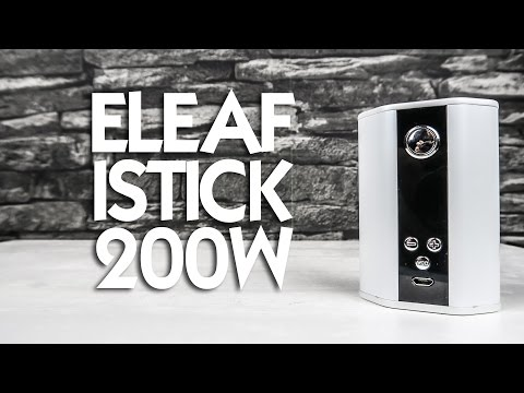 YouTube Video zu Eleaf iStick 200 Akkuträger 200 Watt