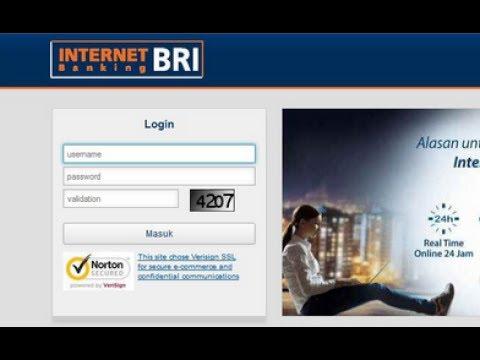 Limit harian Transaksi Bri Internet banking