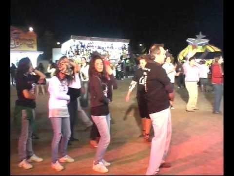 Bailes(2) Gordaliza- Fiesta del Carmen 2009