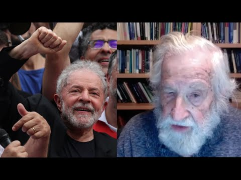 Noam Chomsky: Lula And Brazil's Golden Decade (TMBS 144)