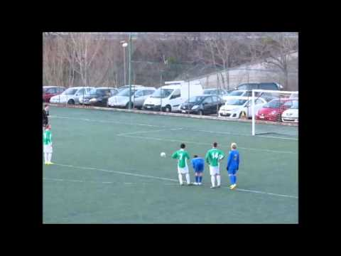 Preview video Domio - Pro Gorizia 2-1 (Bussi, Kurdi rig.) 16.01.16