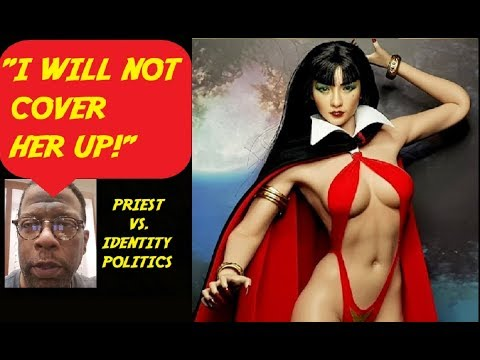 Christopher Priest   Tired Of Identity Politics In Comics