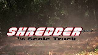 Redcat Shredder 1/6 Scale Brushless Electric Monster Truck