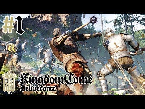 ЗАПИСЬ СТРИМА ► Kingdom Come: Deliverance #1