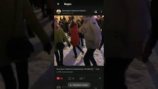 Новогодняя ночь в Смоленске 01.01 2019