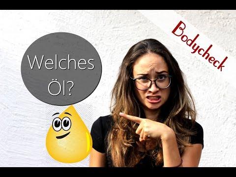 Welches Öl ist das beste - Vorteile / Nachteile - gesund / ungesund - BodyCheck